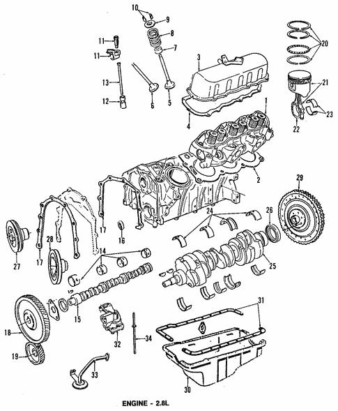 Bs 0117 1990 Ford Aerostar Engine Diagram Download Diagram
