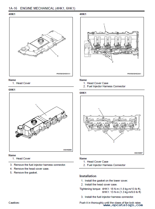 Phenomenal Isuzu 4Hk1 Engine Wiring Diagram Basic Electronics Wiring Diagram Wiring Cloud Xempagosophoxytasticioscodnessplanboapumohammedshrineorg