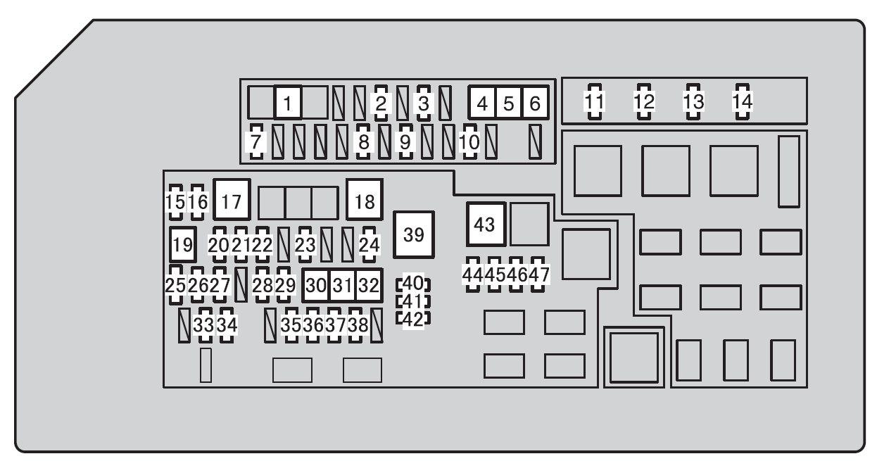 [DIAGRAM_1CA]  SO_0869] 2012 4Runner Fuse Diagram Schematic Wiring | Fuse Box 1997 Toyota 4runner |  | Nful Nizat Dupl Zidur Effl Mentra Mohammedshrine Librar Wiring 101