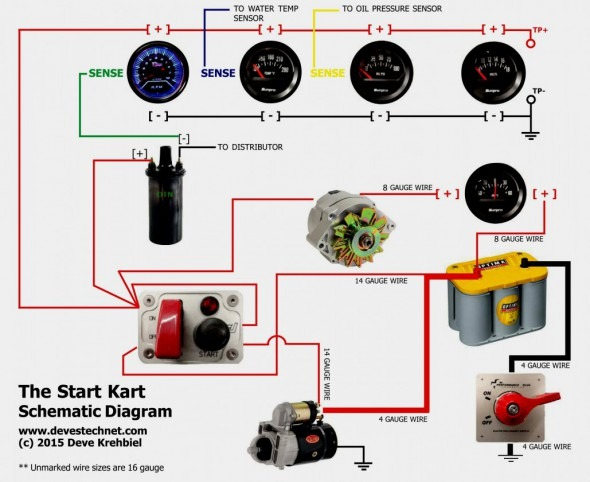 Autometer Amp Gauge Wiring Diagram