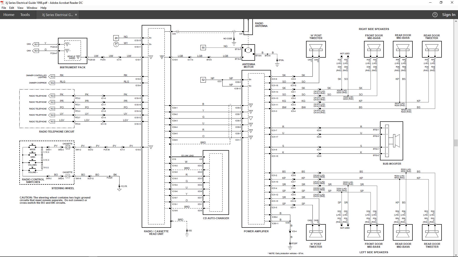VS_0501] Jaguar Xj8 Stereo Wiring Diagram Free Diagram | 2005 Jaguar Xj Wiring Diagram |  | Capem Unnu Mepta Mohammedshrine Librar Wiring 101