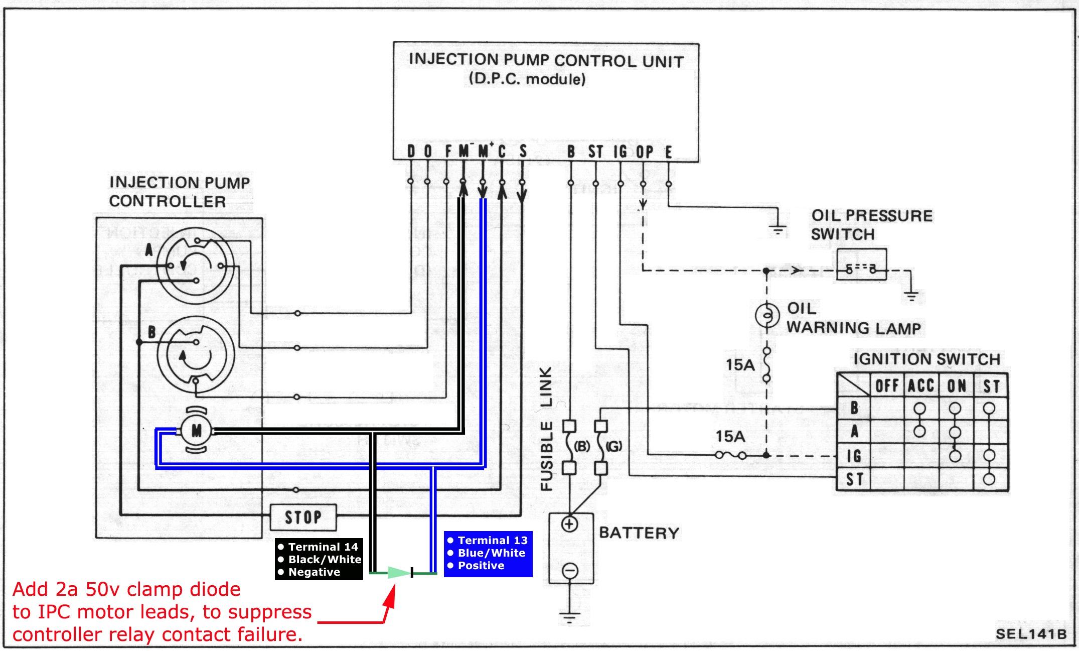 [KF_8637] Datsun 521 Wiring Diagram Wiring Diagram 1982 ...