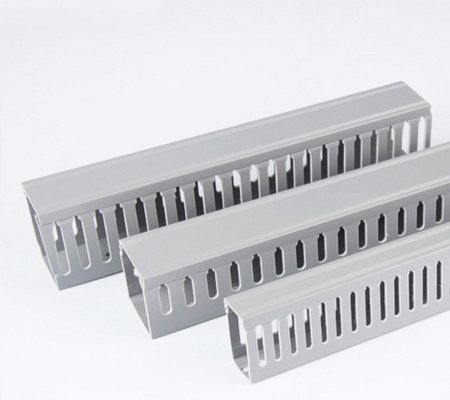 Tremendous High Impact Pvc Slotted Type Wiring Duct Protect Power Wire Wiring Cloud Licukshollocom
