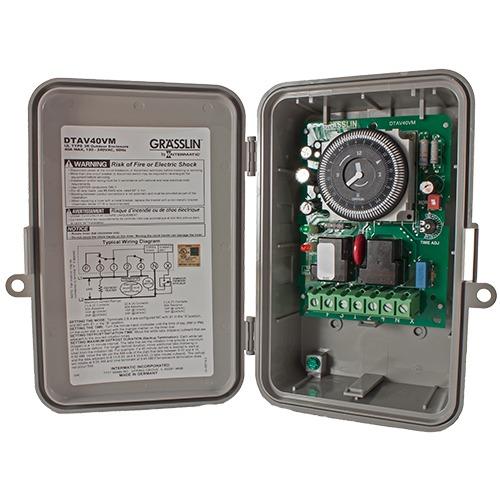 Mf 0129 Defrost Timers Schematic Wiring