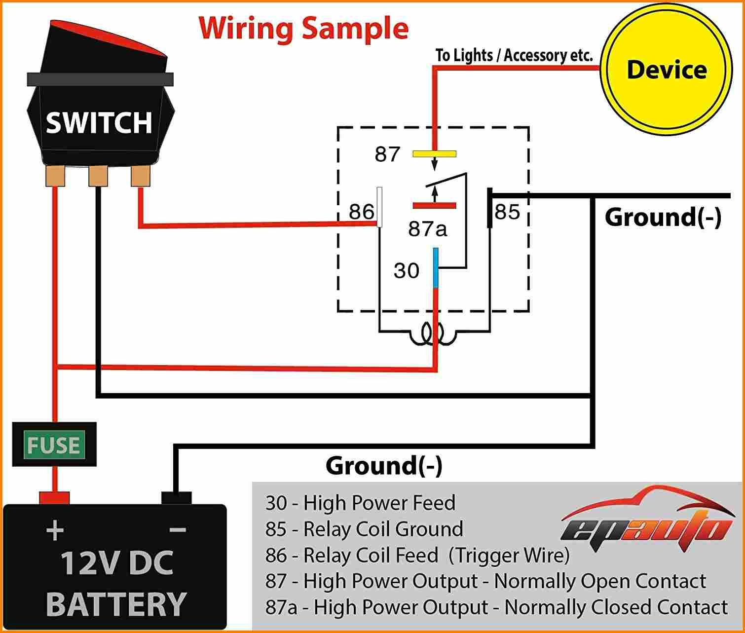 [DIAGRAM_3US]  EC_7122] With 5 Pin Micro Relay 25 On Winch 12 Volt Relay Wiring Diagram  Free Diagram | 12 Relay Wiring Diagram |  | Xrenket Isra Mohammedshrine Librar Wiring 101