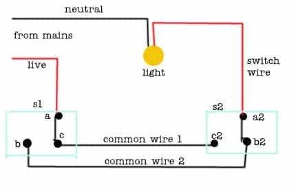 Admirable Lighting 2 Way Switching Wiring Diagram Basic Electronics Wiring Wiring Cloud Biosomenaidewilluminateatxorg