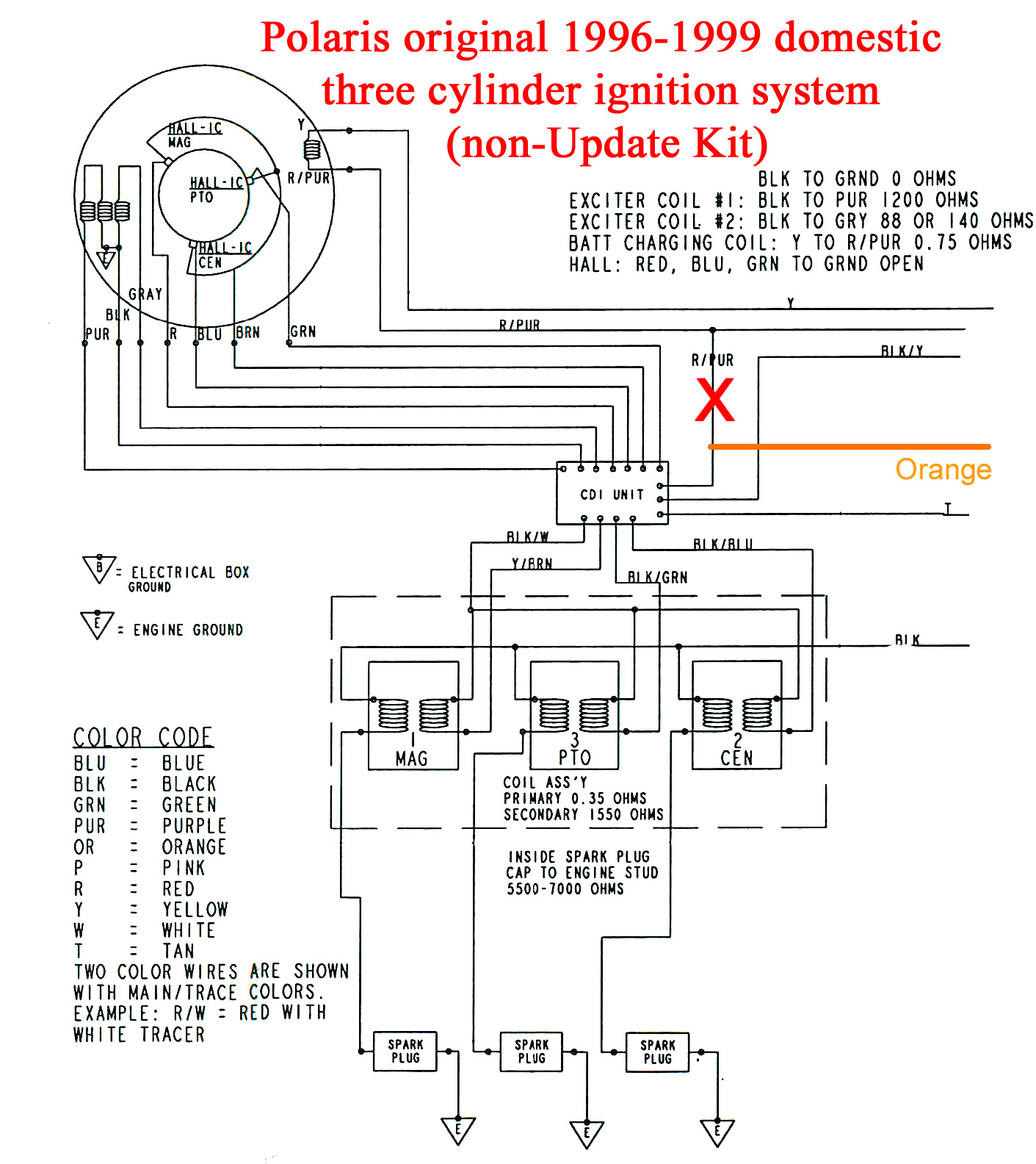 cdi ignition schematic mc 0359  6 wire cdi box diagram sportsman 300 schematic wiring  6 wire cdi box diagram sportsman 300