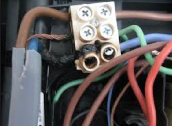 Fabulous Burnt Wire To Fuse Box Wiring Diagram Database Wiring Cloud Dulfrecoveryedborg