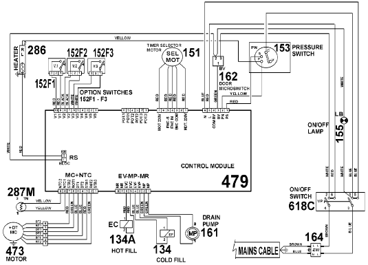indesit washing machine wiring diagram dd 6407  wash machine motor wiring schematic wiring diagram  motor wiring schematic wiring diagram