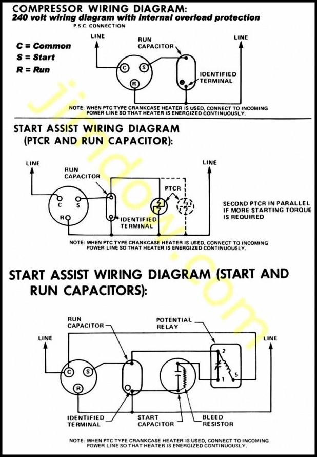 Embraco Compressor Wiring 1995