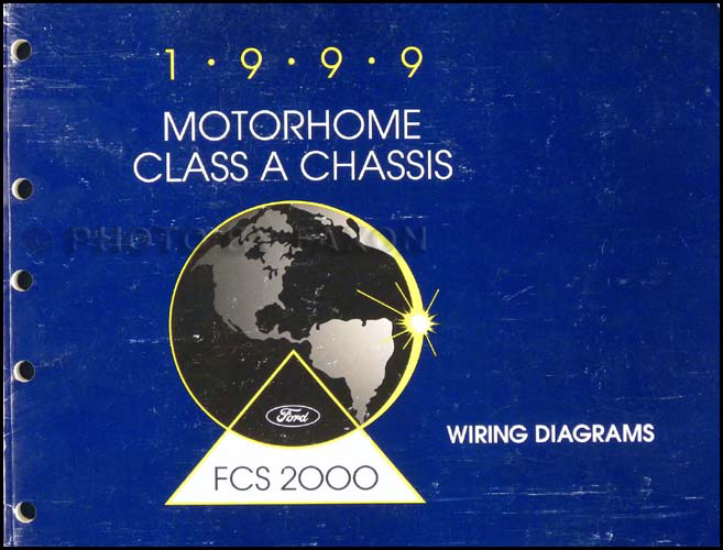 Miraculous 1999 Ford F53 Motorhome Class A Chassis Wiring Diagram Manual Wiring Cloud Staixaidewilluminateatxorg