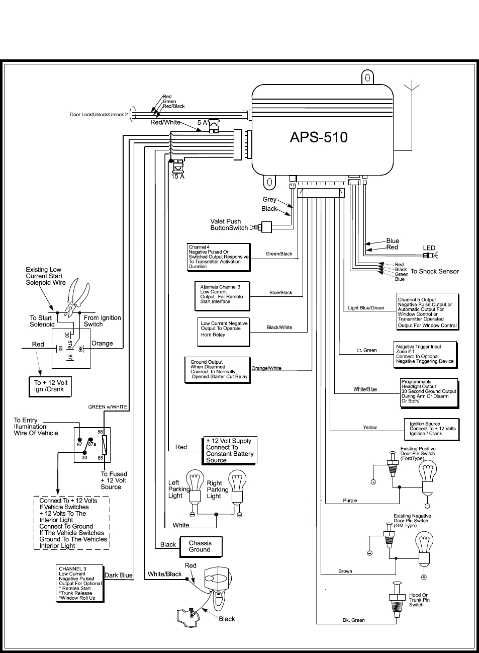 [SCHEMATICS_4UK]  Bulldog Security Keyless Wiring Diagrams - Mercedes Benz C240 Fuse Box  Diagram For 2002 for Wiring Diagram Schematics | Bulldog Deluxe Wiring Diagram |  | Wiring Diagram Schematics