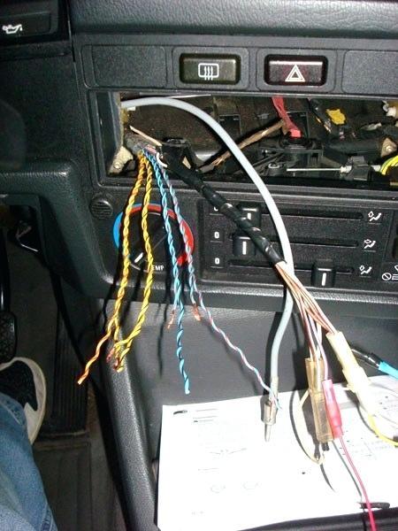 Bmw E30 Radio Wiring Color - Wiring Diagramsweek.pass.lesvignoblesguimberteau.fr