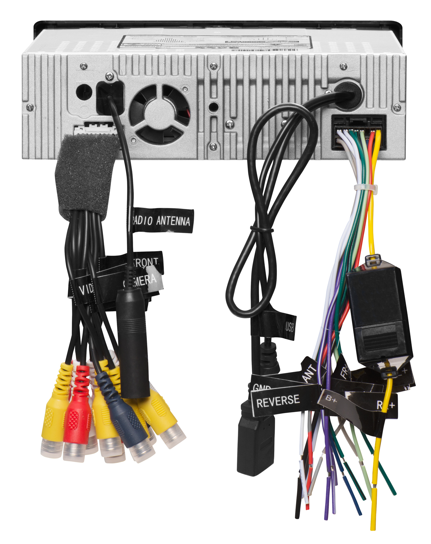 Cn 8521 14 Pin Wiring Harness Boss Free Diagram