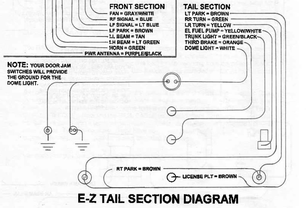 As 7315  Ez Wiring 12 Circuit Wiring Kit Wiring Diagram