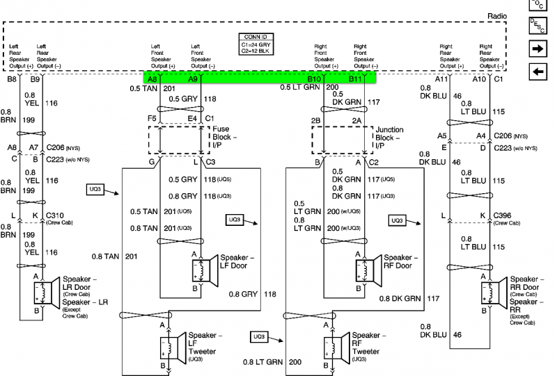 2008 gmc truck wiring diagram  center wiring diagram arch