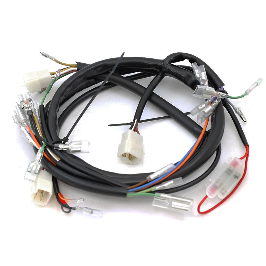 Fabulous Cb350F Wiring Harness Premium Wiring Diagram Design Wiring Cloud Grayisramohammedshrineorg