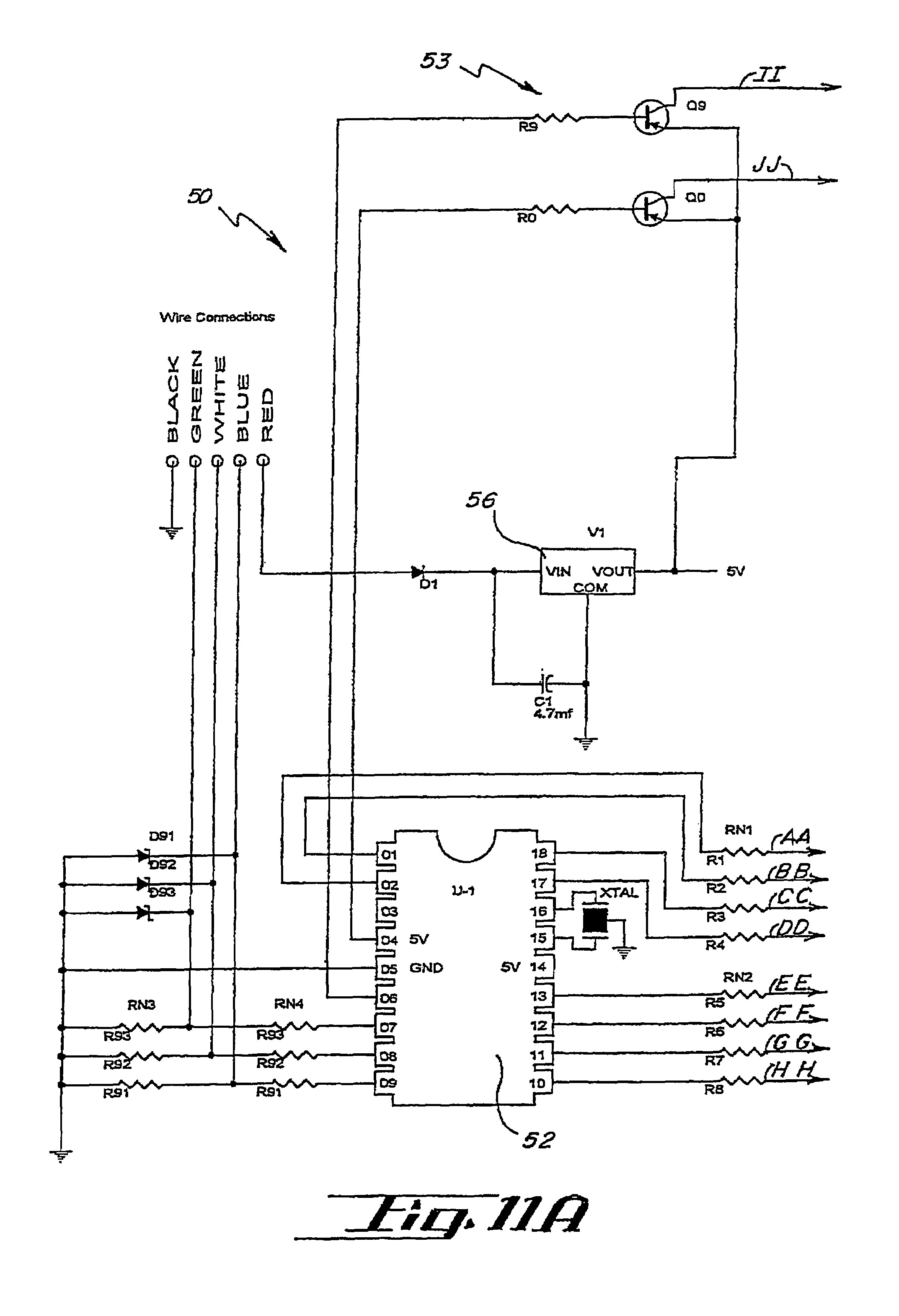 Wiring Diagram Mx7000