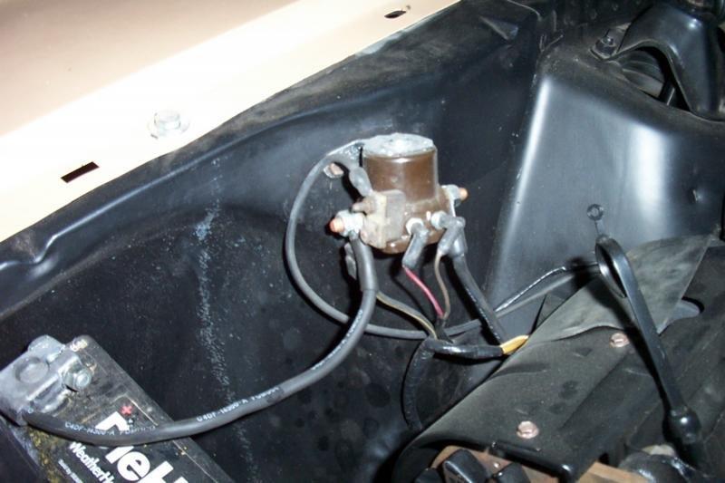 1966 ford mustang starter solenoid diagram electrical | hobbiesxstyle  hobbiesxstyle