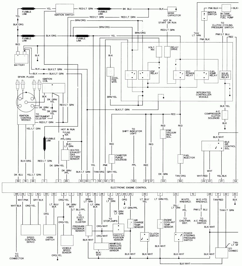 OL_1278] 1999Mercurymystiqueenginediagram 1999 Mercury Mystique Ls 25 Schematic  Wiring