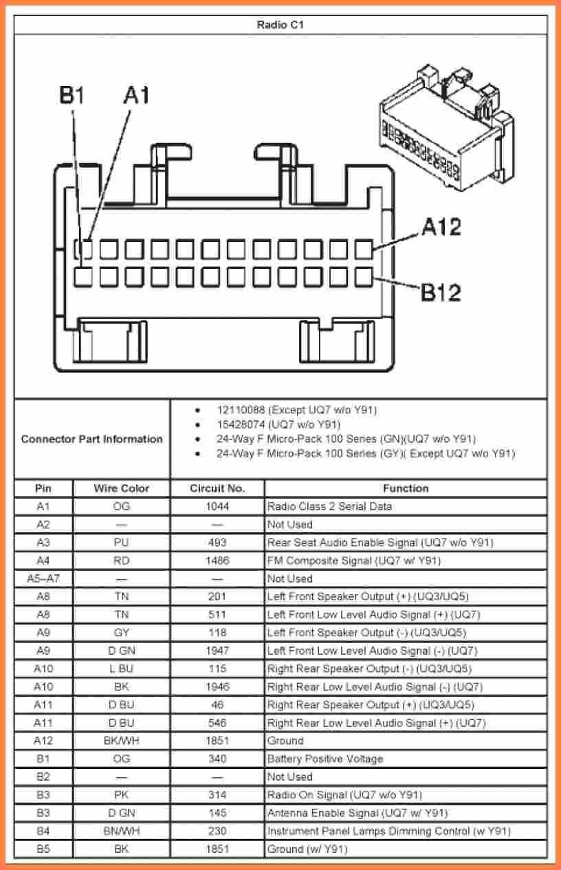 2006 Trailblazer Stereo Wiring Harness Wiring Diagram Generate A Generate A Saleebalocchi It