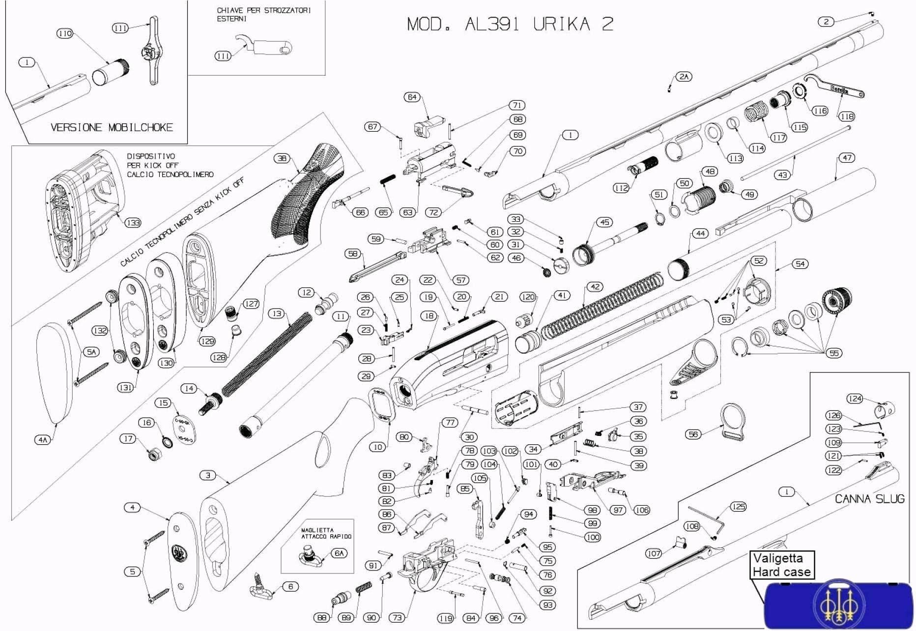 Rc 4237  Beretta 92 Parts Diagram Wiring Diagram