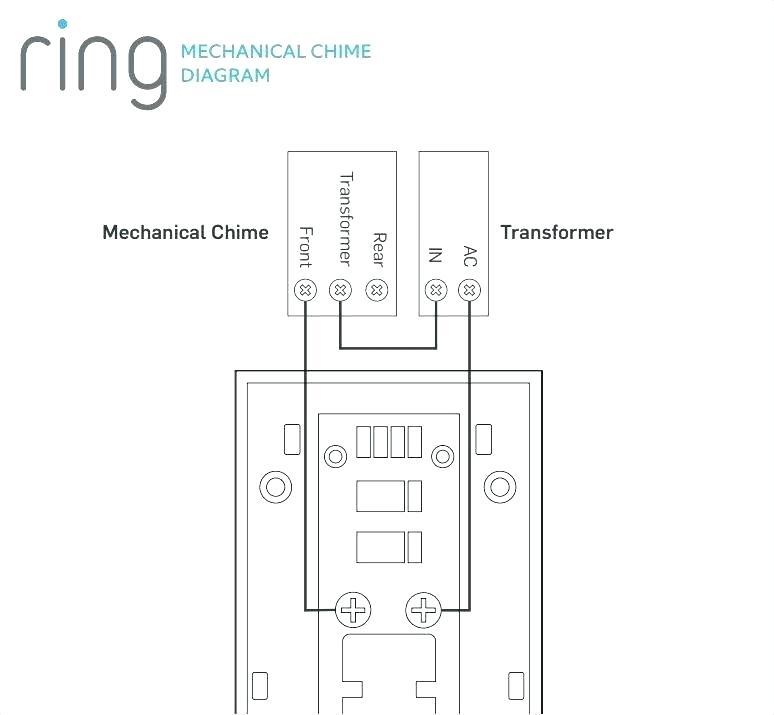 Nutone Door Intercom Wiring Diagram