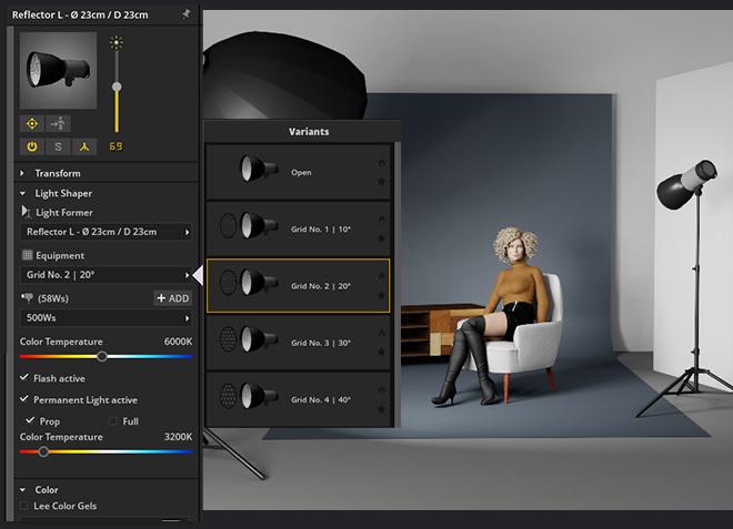 Peachy Set A Light 3D V2 0 Lighting Simulator For Photographers Wiring Cloud Cranvenetmohammedshrineorg