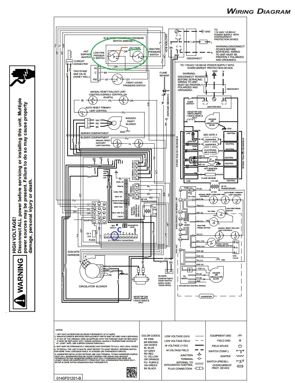 Wesco Furnace Wiring House Wiring Diagram Examples For Wiring Diagram Schematics