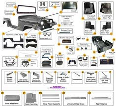 Cool 22 Best Jeep Yj Parts Diagrams Images Morris 4X4 Center Jeep Wiring Cloud Licukaidewilluminateatxorg