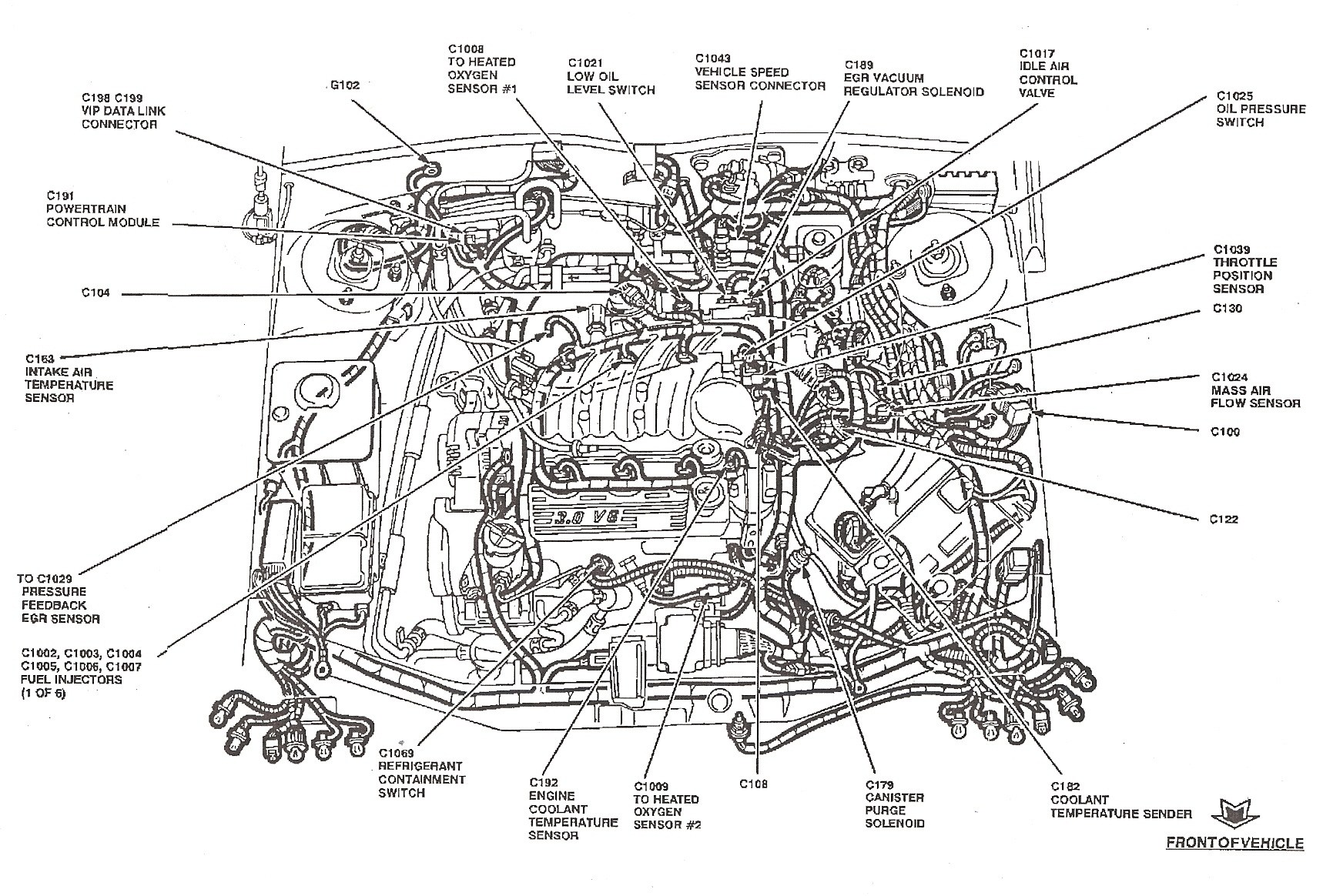2006 Ford Taurus Engine Diagram - Bard Wiring Diagrams -  ace-wiring.kaulukai.jeanjaures37.fr | 2002 Ford Escape 3 0 Engine Diagram |  | Wiring Diagram Resource