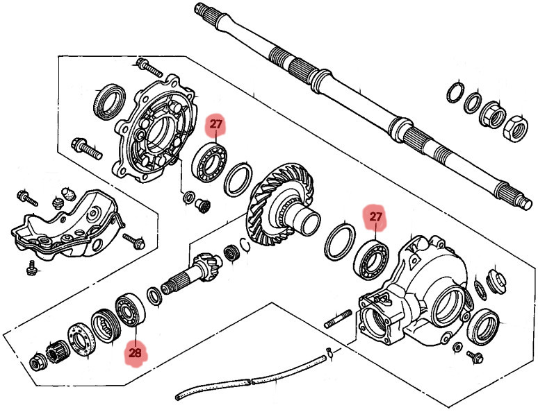 tm 0381  wiring diagram for 2009 honda trx 250 tm wiring diagram