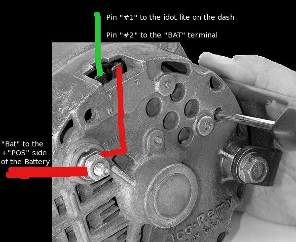 Ford 2 Wire Alternator Diagram Wiring Diagram Page Fat Fix Fat Fix Granballodicomo It