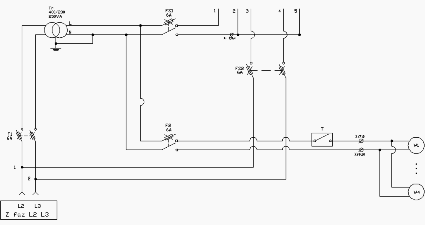 Wiring Diagram For Capacitor Bank