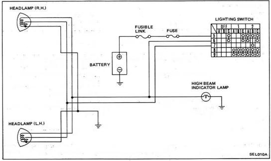 Y60 Patrol Wiring Diagram