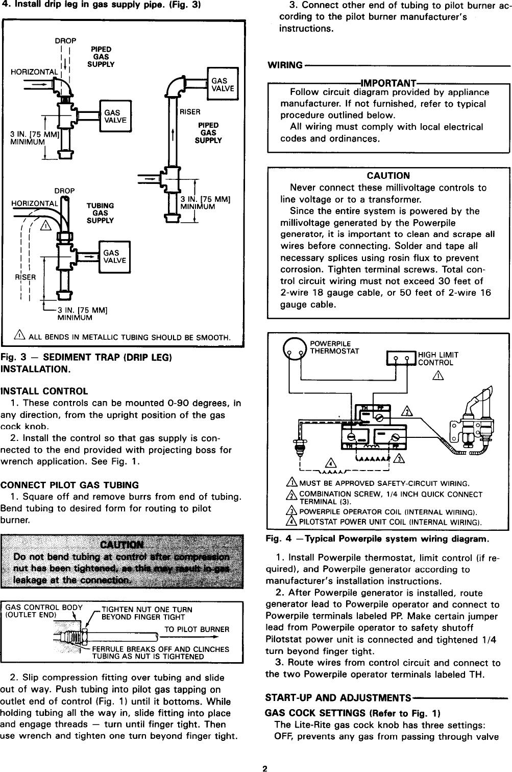 Vs820c Gas Valve Wiring Diagram