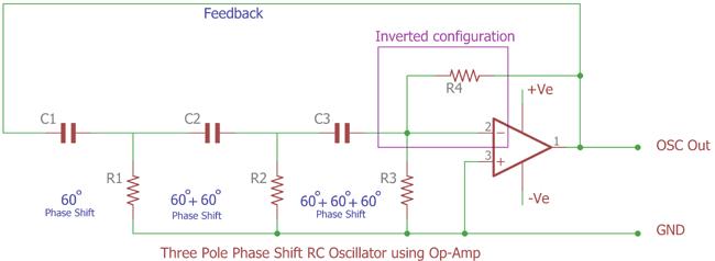 Outstanding R C Oscillator Circuit Diagram General Wiring Diagram Data Wiring Cloud Dulfrecoveryedborg