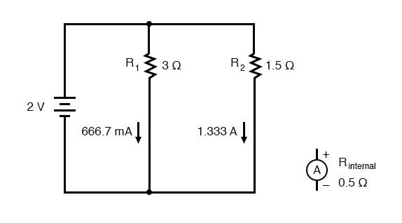 Amazing Ammeter Impact On Measured Circuit Dc Metering Circuits Wiring Cloud Counpengheilarigresichrocarnosporgarnagrebsunhorelemohammedshrineorg