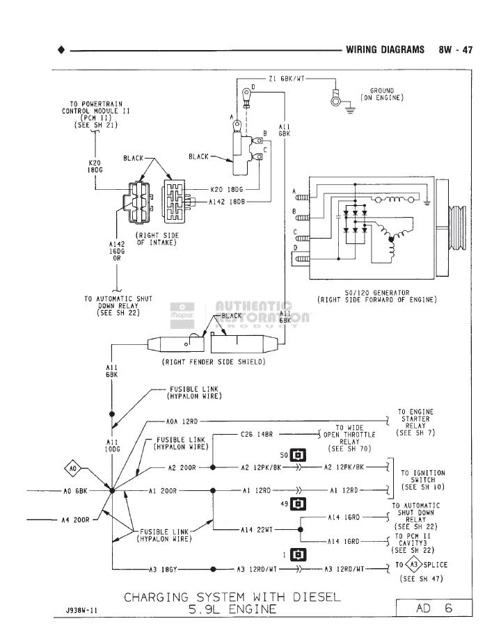 Ol 9410  Dodge Ram Engine Compartment Wiring Harness Download Diagram