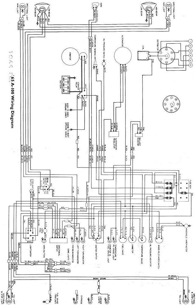 LL_5786] 1965 Dodge Wiring Diagram Free DiagramWww Mohammedshrine Librar Wiring 101