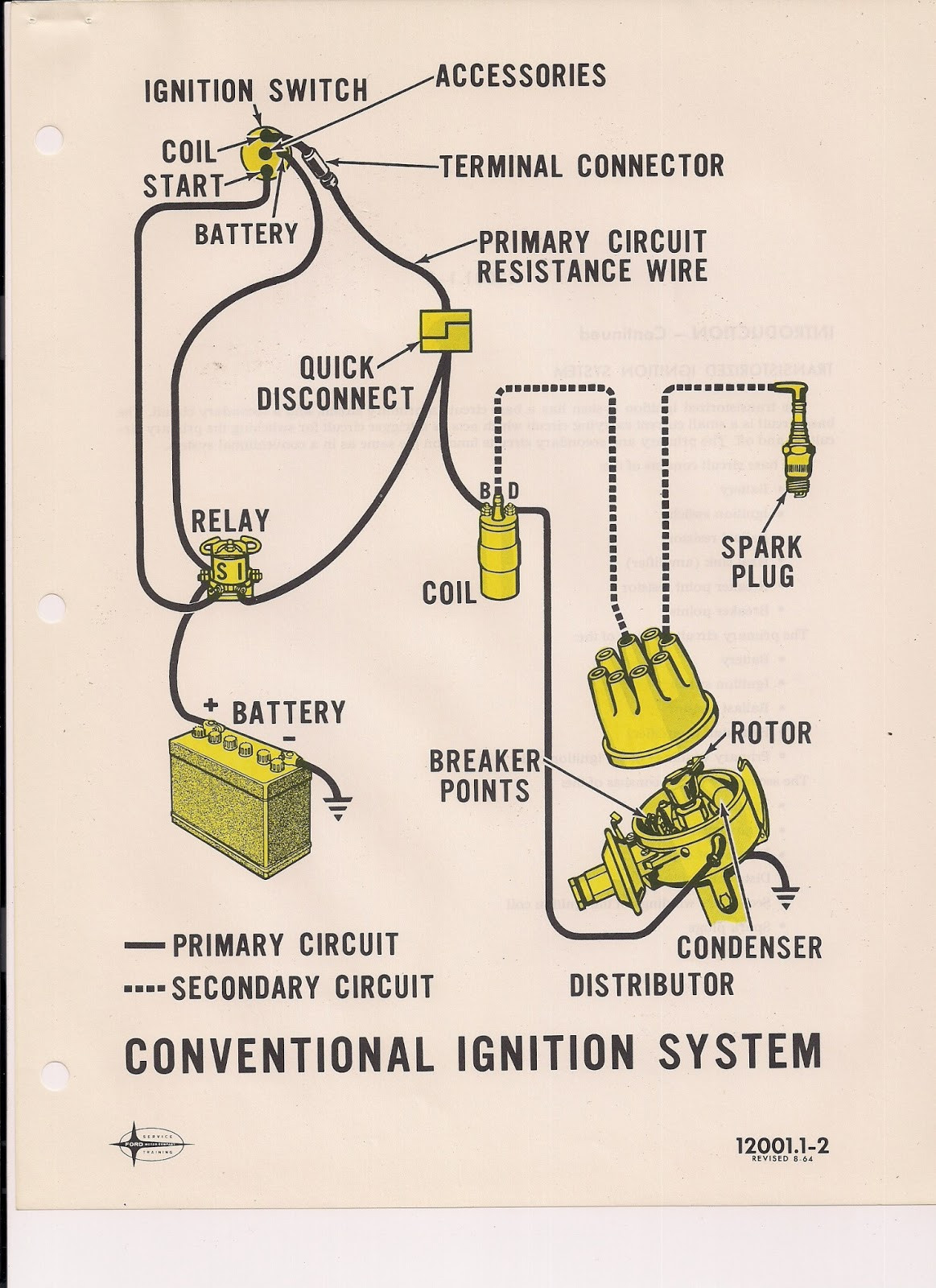 1969 mustang ignition wiring diagram nd 9305  1969 mustang distributor wiring diagram free diagram  1969 mustang distributor wiring diagram