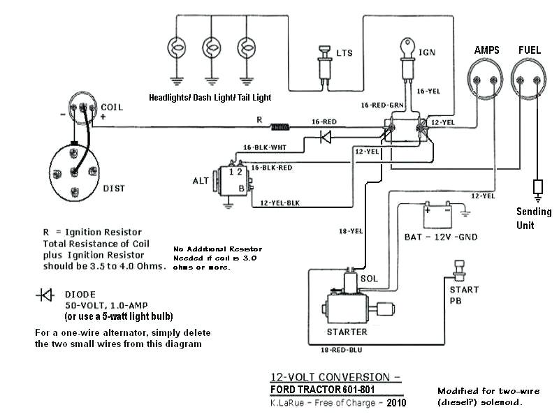 ford 861 12 volt wiring diagram ford naa tractor wiring diagram wiring diagram data  ford naa tractor wiring diagram