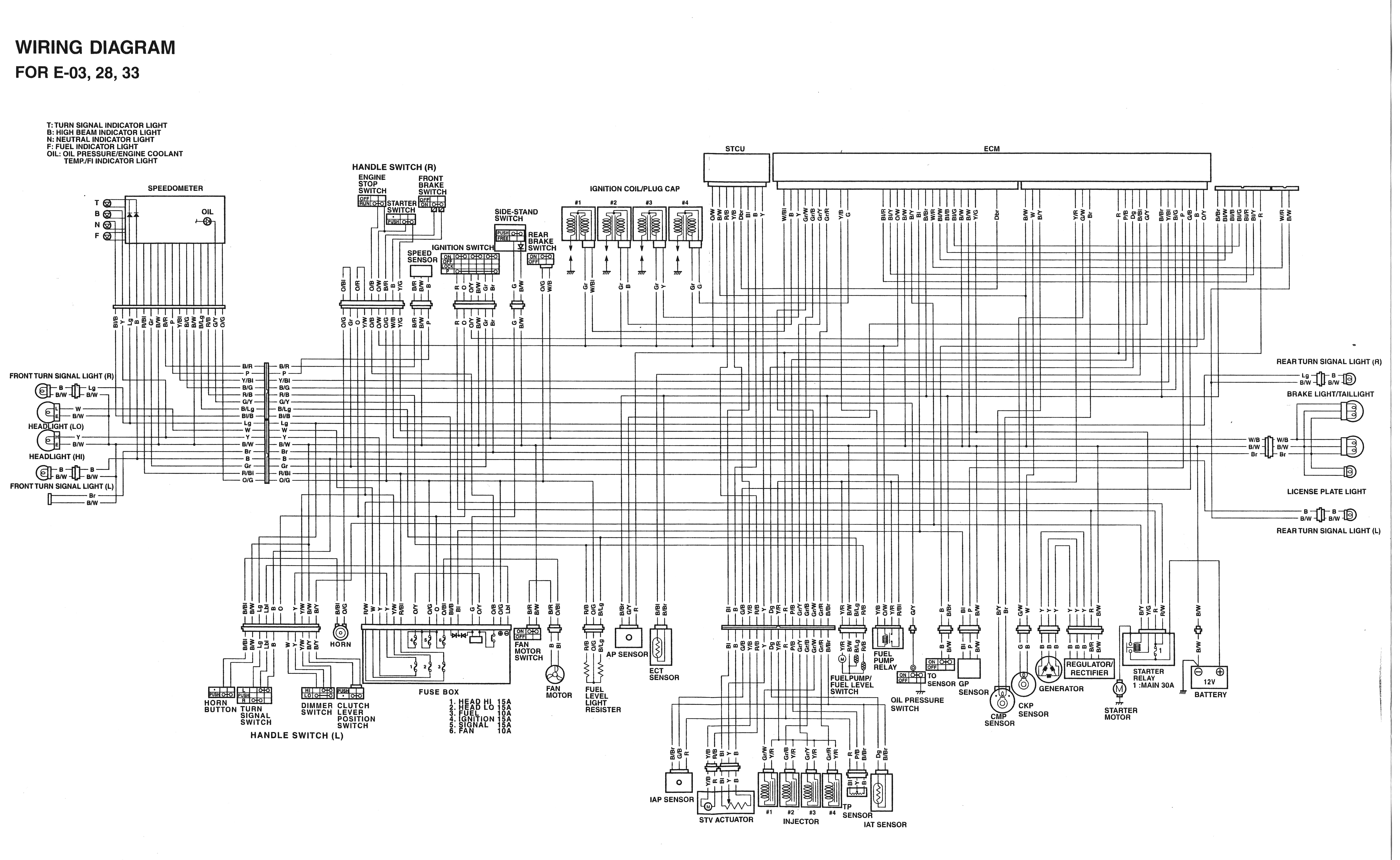 gsxr headlight wiring diagram ta 4471  pin 1993 gsxr 750 wiring diagram suzuki gsx r motorcycle  gsxr 750 wiring diagram suzuki gsx r
