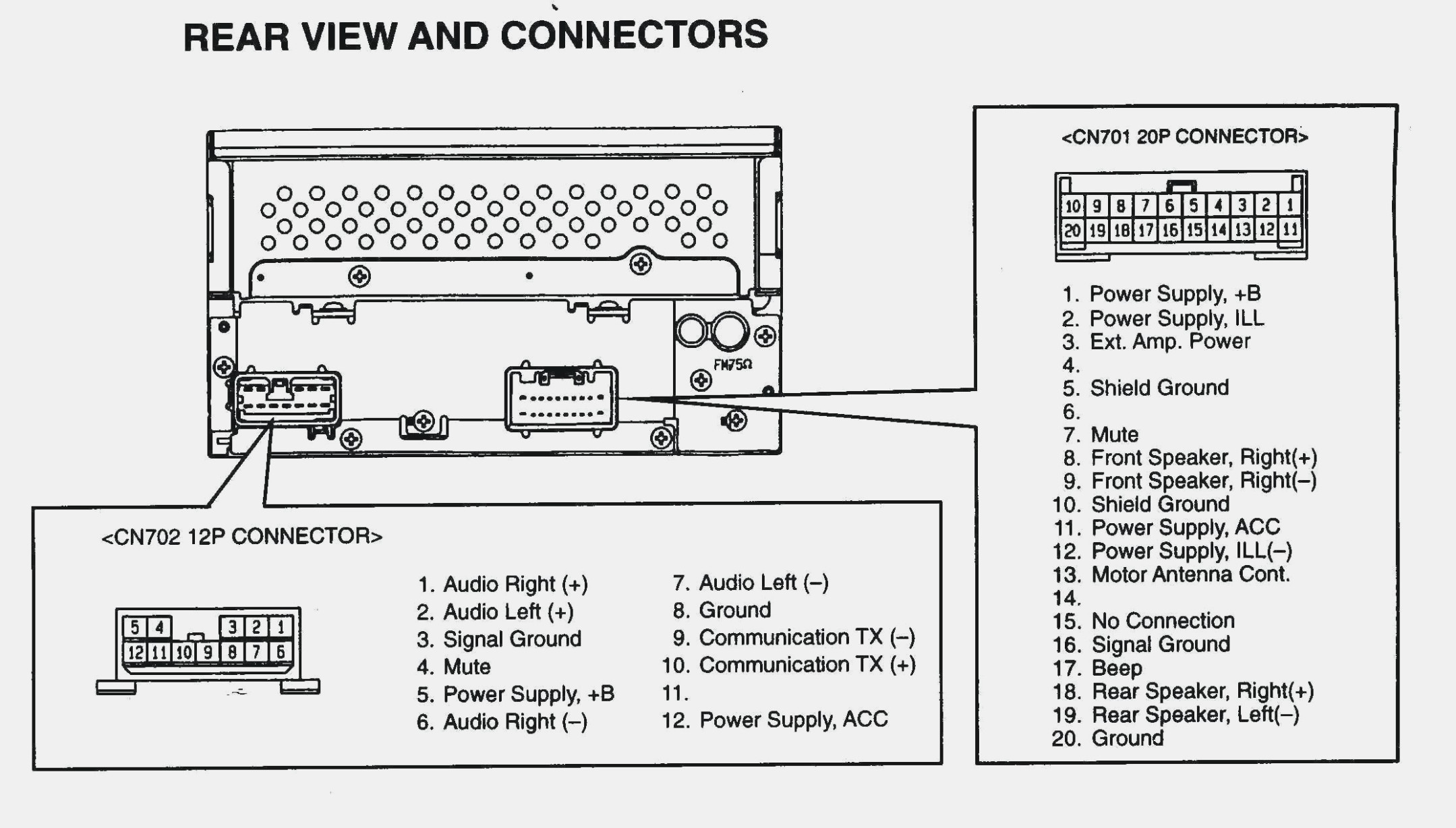 2005 Toyota Prius Speaker Wiring Diagram Wiring Diagrams Exclude A Exclude A Miglioribanche It
