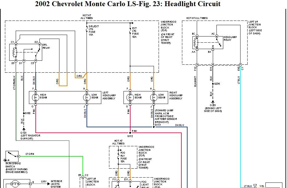 Astounding 87 Monte Carlo Wiring Diagram Basic Electronics Wiring Diagram Wiring Cloud Counpengheilarigresichrocarnosporgarnagrebsunhorelemohammedshrineorg