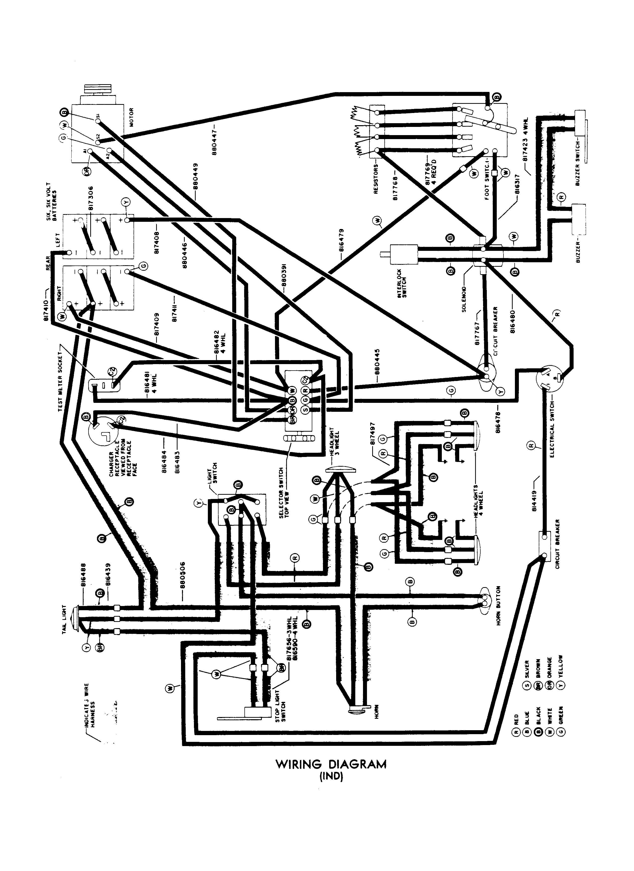 wiring diagram for ezgo electric golf cart bt 7217  wiring diagram together with cushman golf cart 36 volt  wiring diagram together with cushman