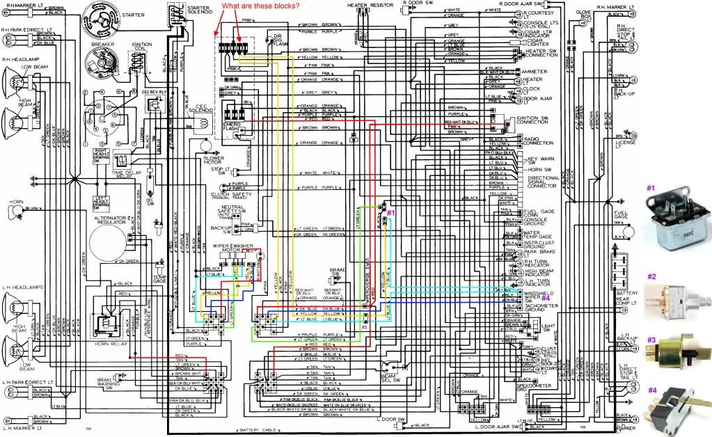 81 corvette wiring diagram  wiring diagram wavedesigna