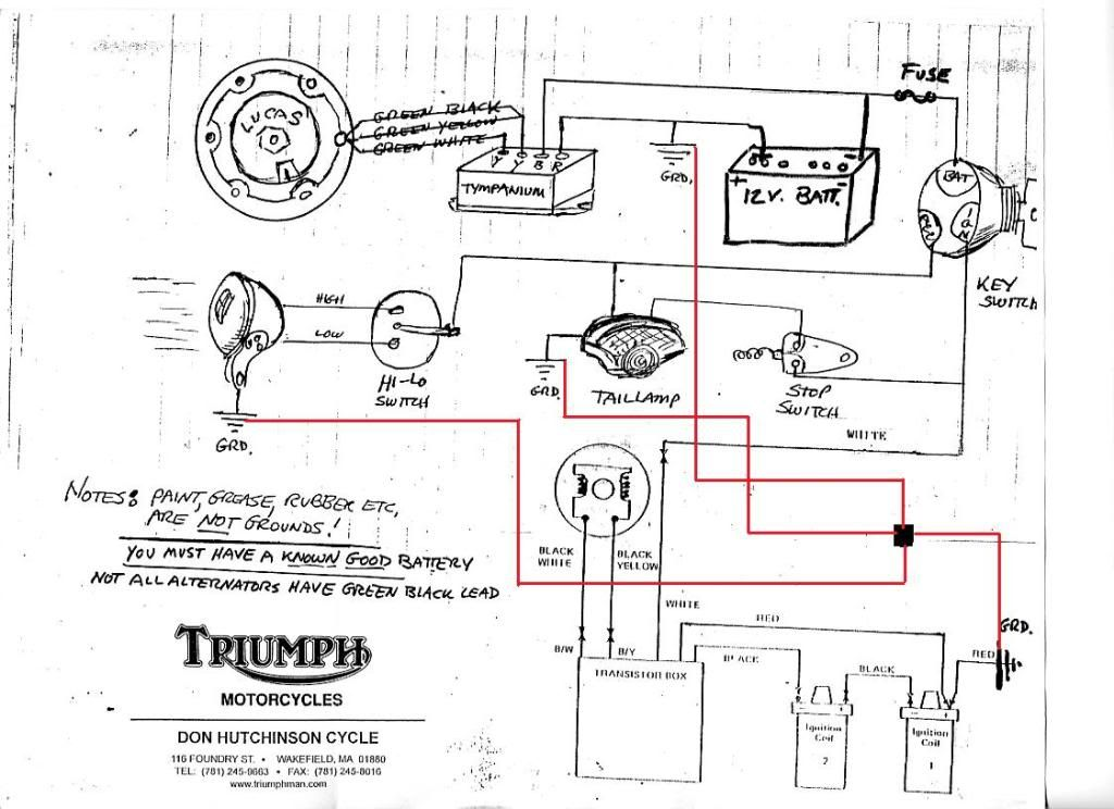 [SCHEMATICS_4HG]  Triumph 650 Simple Wiring Diagram - 1997 Cadillac Deville Stereo Wiring  Diagram Free Download for Wiring Diagram Schematics | Triumph 650 Wiring Diagram Simplified |  | Wiring Diagram Schematics