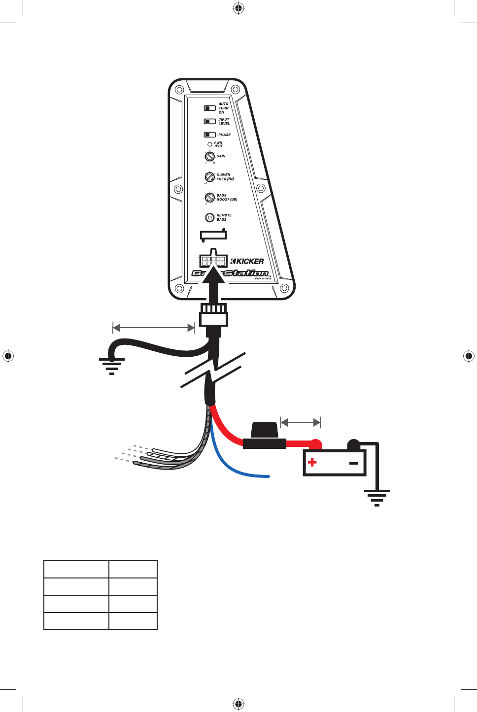 Kicker Comp Vr Wiring Diagram For Your Needs