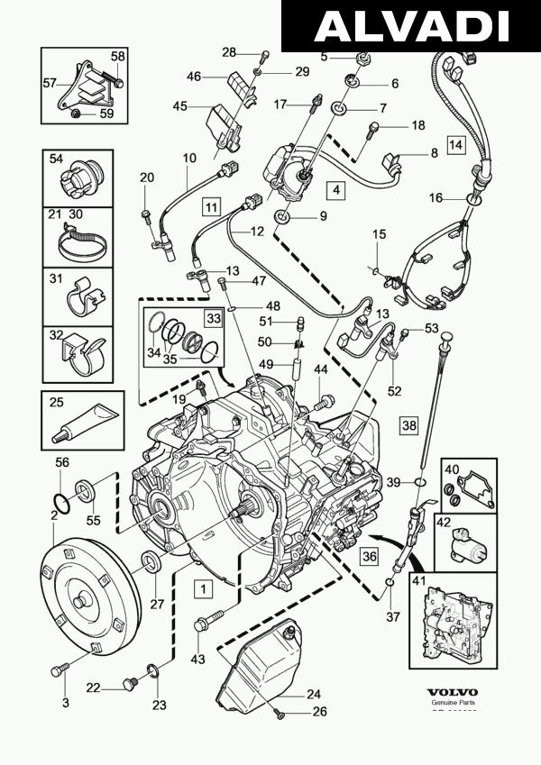 Volvo Transmission Diagrams | producer-transla Wiring Diagram Show -  producer-transla.rotaraction.eu | Volvo Transmission Diagrams |  | rotaraction.eu